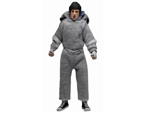 Boneco Rocky Balboa Clothed - Rocky - Neca