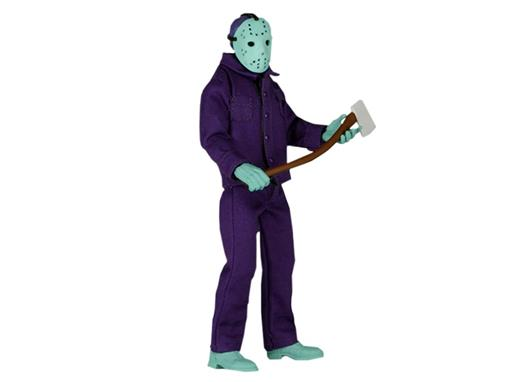 Jason Clothed Classic Video Game Version - Friday the 13th - Neca