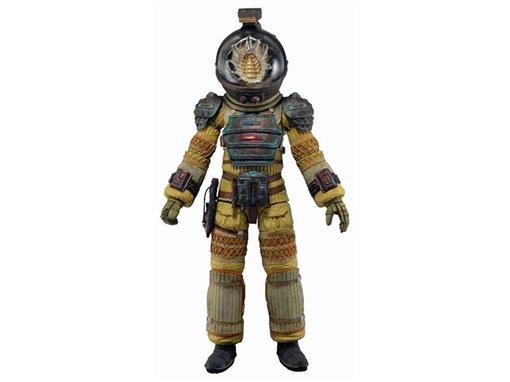 Boneco Kane Nostromo Spacesuit Ver. (Series 3) - Aliens - Neca