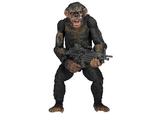 Boneco Koba (Series 2) - Planeta dos Macacos (Daw Of The Planet Of The Apes) - Neca