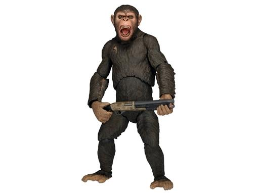 Boneco Caesar (Series 2) - Planeta dos Macacos (Daw Of The Planet Of The Apes) - Neca
