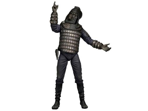 Boneco General Ursus (Series 2) - Planeta dos Macacos 1968 (Planet Of The Apes) - Neca