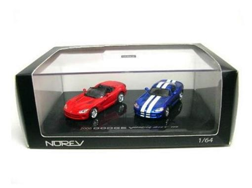 Set: Dodge Viper SRT 10 (2006) - 1:64