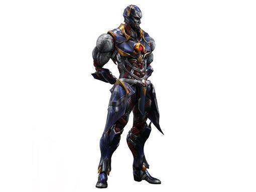 Boneco Darkseid Variant #11 - Play Arts Kai - DC Comics - Square Enix
