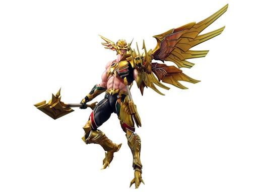 Boneco Hawkman (Gavião Negro) Variant #10 - Play Arts Kai - DC Comics - Square Enix