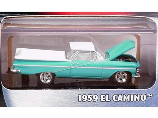 Chevrolet: El Camino (1959) - Hot Wheels 100% - 1:64