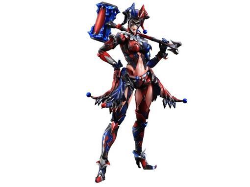 Boneco Harley Quinn Variant #13 - Play Arts Kai - DC Comics - Square Enix