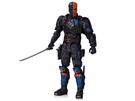 Boneco Deathstroke (O Exterminador) - Arrow - DC Collectibles