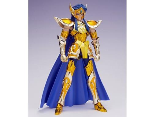 Boneco Camus de Aquário EX - Cloth Myth - Cavaleiros do Zodíaco - 40th Kurumada Masami - Bandai