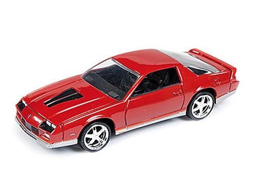 Chevrolet: Camaro Z28 (1984) - Vermelho - 1:64