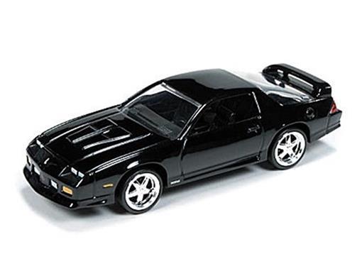 Chevrolet: Camaro Z28 (1992) - Preto - 1:64