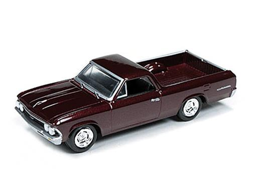 Chevrolet: El Camino (1966) - Marrom - 1:64