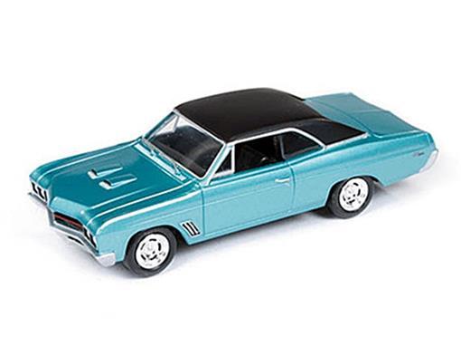 Buick: Gran Sport (1967) - Azul - 1:64