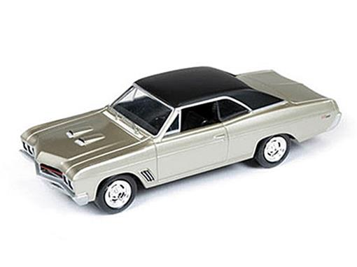 Buick: Gran Sport (1967) - Champagne - 1:64