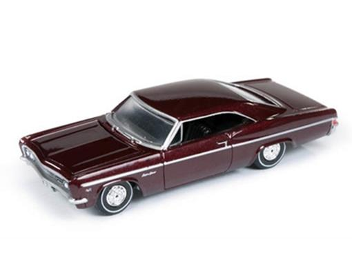 Chevrolet: Impala SS (1966) - Marrom - Vintage Muscle - 1:64