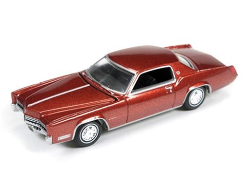 Cadillac: Eldorado (1967) - Bronze - Luxury Cruisers - 1:64