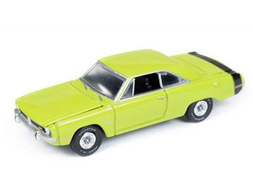 Dodge: Dart Swinger (1971) - Verde - Vintage Muscle - 1:64