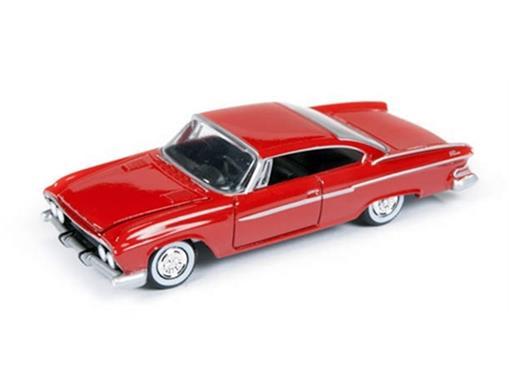 Dodge: Dart Phoenix (1961) - Vermelho - Vintage Muscle - 1:64