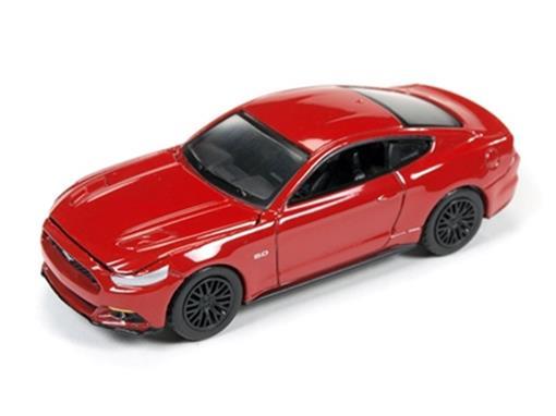 Ford: Mustang GT (2015) - Vermelho - Luxury Cruisers - 1:64