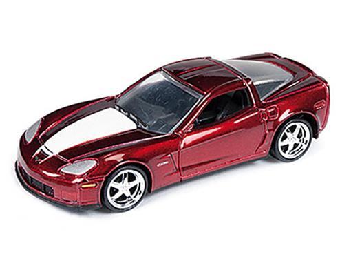 Chevrolet: Corvette Z06 (2012) - Vermelho - 1:64