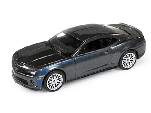 Chevrolet: Hennessey Camaro (2011) - Grafite - Road e Track - 1:64
