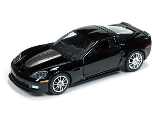 Chevrolet: Callaway Corvette (2011) - Preto - Top Gear BBC - 1:64