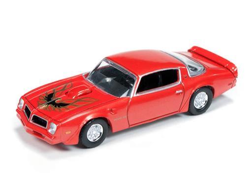 Pontiac: Firebird T/A (1976) - Vermelho - Car and Driver - 1:64