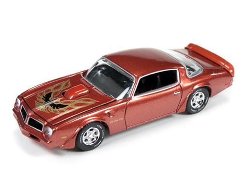 Pontiac: Firebird T/A (1976) - Bronze - Muscle Machines - 1:64