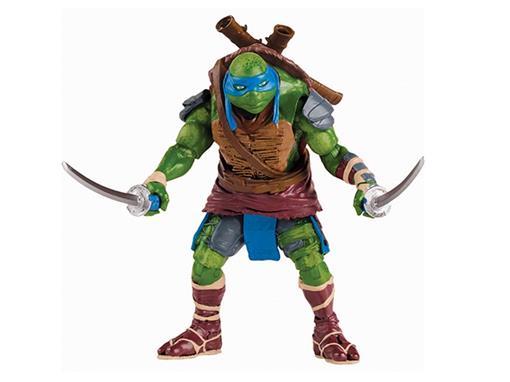 Boneco Leonardo - Tartarugas Ninja O Filme - Action Figure - MultiKids 28cm