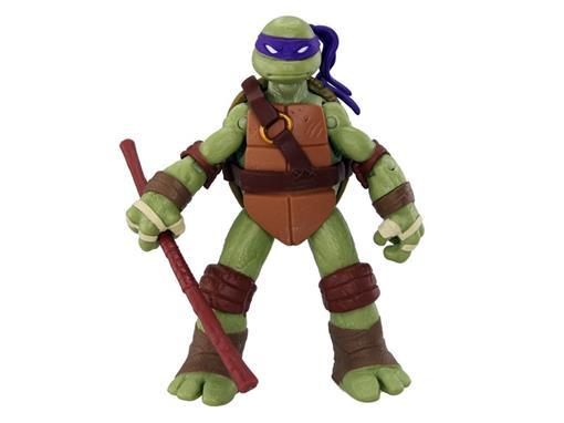 Boneco Donatello - Tartarugas Ninja - Nickelodeon - Figura de Ação II - MultiKids 12cm