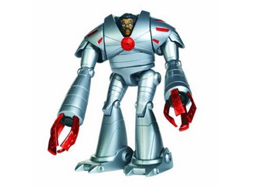 Boneco Baxter Stockman- Tartarugas Ninja - Nickelodeon - Figura de Ação - MultiKids 12cm
