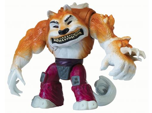 Boneco Dogpound - Tartarugas Ninja - Nickelodeon - Figura de Ação - MultiKids 12cm