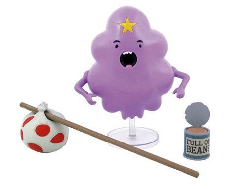 Boneco Princesa Caroço - Adventure Time (A Hora da Aventura) - Multikids - 10cm