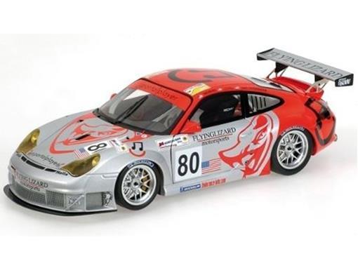 Porsche: 911 GT3 RSR - 24H Le Mans (2006) - 1:18