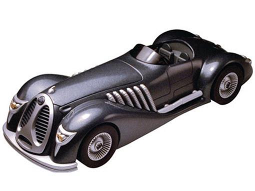 Batmóvel: 1940 - Dc Comics - 1:18