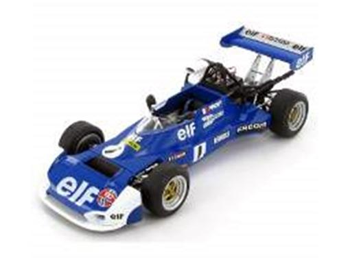 F1 Formule Renault: Mk20 (1977) Champion d'Europe - Alain Prost Collection - 1:18