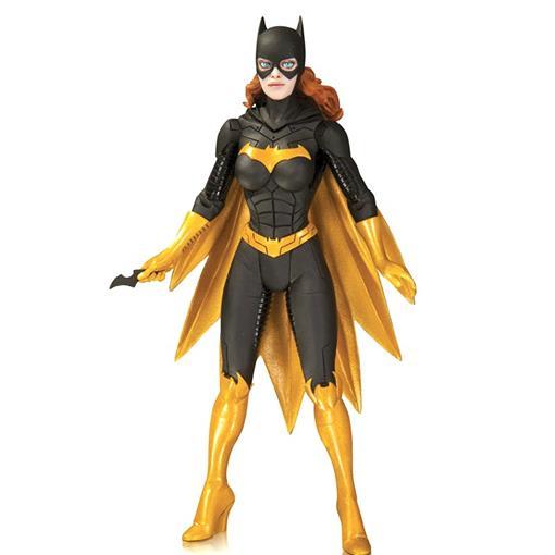 Boneco Batgirl - Zero Year - (Greg Capullo) - DC Collectibles