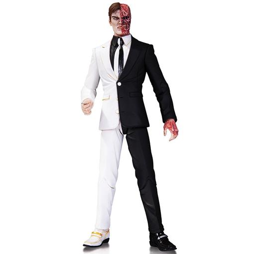 Boneco Two-Face - Zero Year - (Greg Capullo) - DC Collectibles