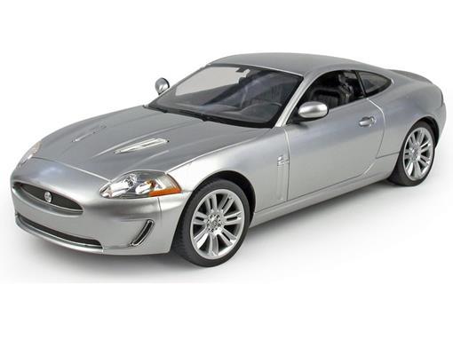 Jaguar: XKR - Prata - 1:43