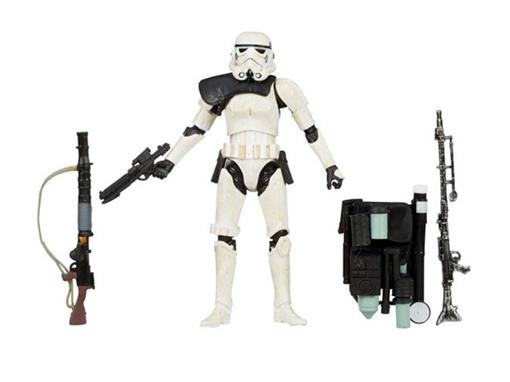 Boneco Sandtrooper - #01 - Star Wars - The Black Series - Hasbro
