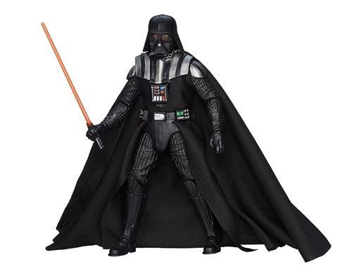 Boneco Darth Vader - #02 - Star Wars - The Black Series - Hasbro