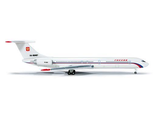 Rossiya: Ilyushin IL-62M - 1:500