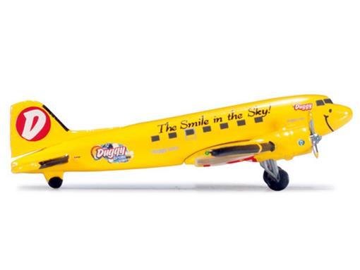 Duggy: Douglas DC-3 -
