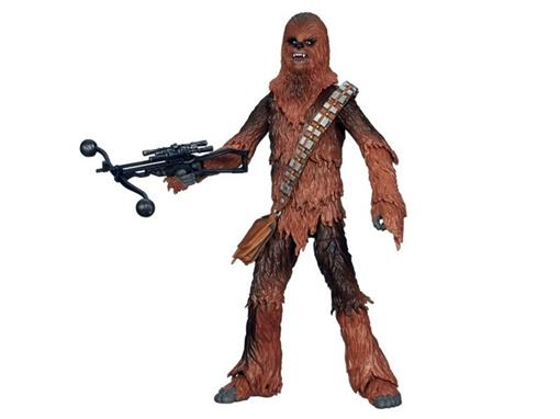 Boneco Chewbacca - #04 - Star Wars - The Black Series - Hasbro