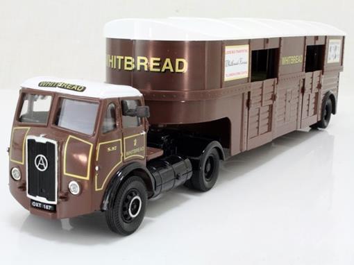 Atkinson: Seddon - Horse Transporter Set -
