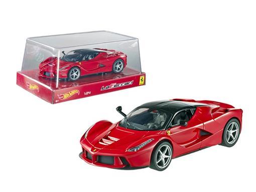 Ferrari: LaFerrari - Vermelha - 1:24