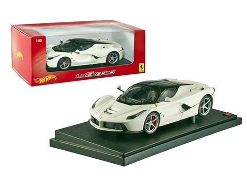 Ferrari: LaFerrari - Branca - 1:18