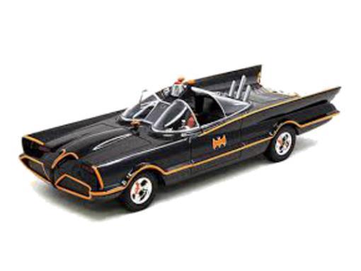 Batmóvel: Batman Classic Tv Series - (1966) - 1:24
