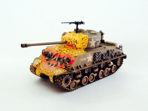 US Army: M4A3E8 Sherman Tank