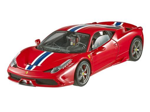 Ferrari: 458 Speciale - Vermelha - 1:18